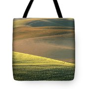 Lone Tree In The Palouse  Tote Bag
