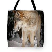 Lone Wolf IIi Tote Bag