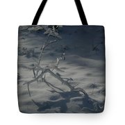 Loneliness In The Cold Tote Bag