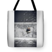 Loneliness Of A Fisherman Tote Bag