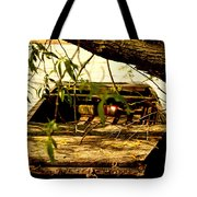 Lonely Boat Tote Bag