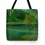 Lonely Buffalo Tote Bag