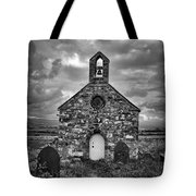 Lonely Chapel Tote Bag