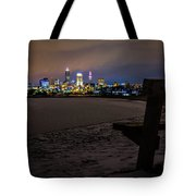 Lonely City Tote Bag