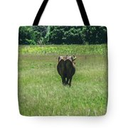 Lonely Cow 2 Tote Bag