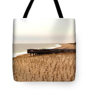 Lonely Dune Tote Bag