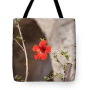 Lonely Floral Tote Bag