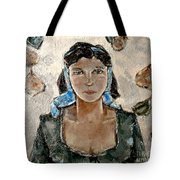 Lonely Girl Lg1 Tote Bag