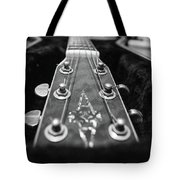 Lonely Guitar Tote Bag