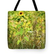 Lonely In The Wild Tote Bag
