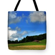 Lonely Meadow Tote Bag