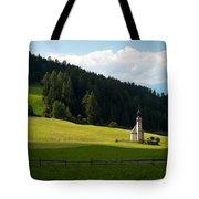 Lonely Mounatin Chapel Tote Bag