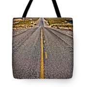 Lonely Road #2 Tote Bag