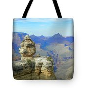 Lonely Rock Tote Bag