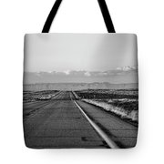 Lonely Route 24 Tote Bag