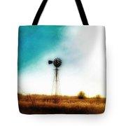 Lonely Skies Tote Bag