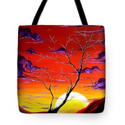 Lonely Soul By Madart Tote Bag
