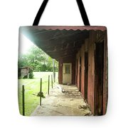 Lonely Stables Tote Bag