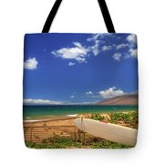 Lonely Surfboard Tote Bag