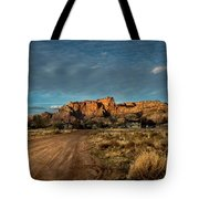 Lonely Town  Tote Bag