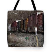 Lonely Traveler Tote Bag