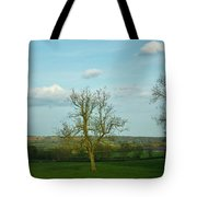 Lonely Tree Cotswold England Tote Bag