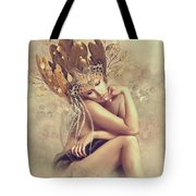 Lonesome Thoughts Tote Bag