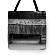Long Barn Tote Bag by David Lee Thompson