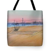 Long Beach Icons Tote Bag