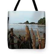 Long Beach, Tofino Tote Bag