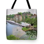 Long Bien Park Tote Bag