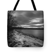 Long Cold Tote Bag