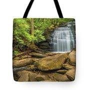 Long Creek Falls Tote Bag