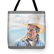 Long Day Tote Bag