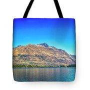 Long Distance View Tote Bag