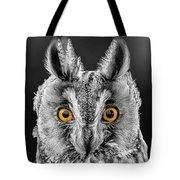 Long Eared Owl 2 Tote Bag