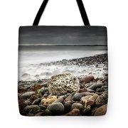 Long Exposure At Lawrencetown Beach, Nova Scotia Tote Bag
