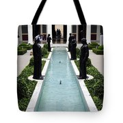 Long Fountain Tote Bag