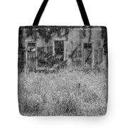 Abandoned Tote Bag