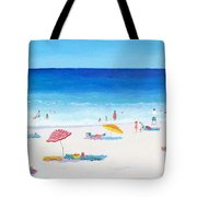 Long Hot Summer Tote Bag
