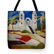 Long Island Church Tote Bag