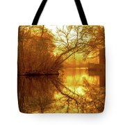 Long Island Gold   Tote Bag
