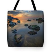 Long Island Sound Tranquility Tote Bag