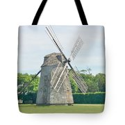 Long Island Wind Mill Tote Bag