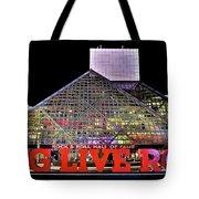 Long Live Rock Tote Bag