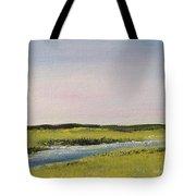 Long Marsh Tote Bag