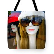 Long Necked Lovelies Tote Bag