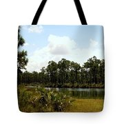 Long Pine Key Tote Bag
