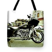 Long Pipes Tote Bag
