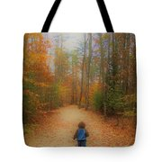 Heading For Heaven Tote Bag
